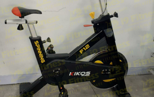 BIKE SPINNING KIKOS F12 R$6900,00